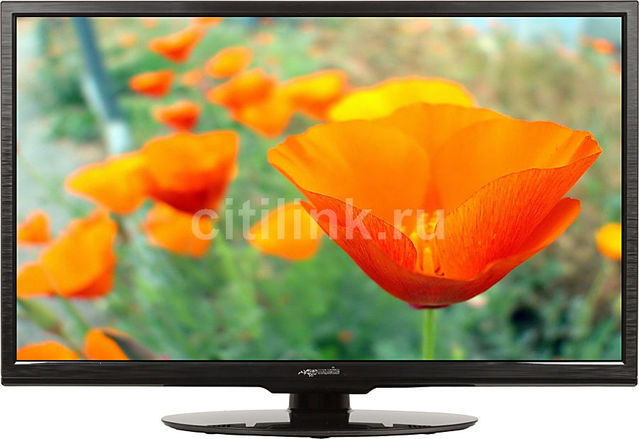 "LED телевизор IRBIS T32Q44HDL  ""R"", 32"", HD READY (720p),  черный"