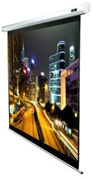 Экран ELITE SCREENS VMAX2 VMAX136XWS2,  243.8х243.8 см, 1:1,  настенно-потолочный белый