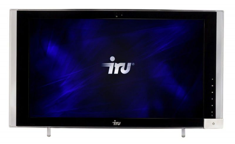 Моноблок IRU 305, AMD Turion M640, 2Гб, 500Гб,  Radeon HD 5430 - 1024 Мб, DVD-RW, Windows 7 Home Basic