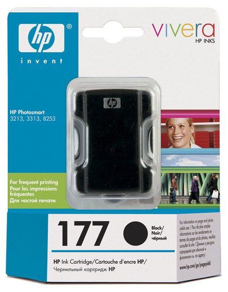 Картридж HP №177XL черный [c8719he]