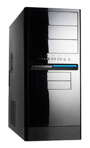 Компьютер  IRU Corp 320,  Intel  Pentium  G2010,  DDR3 4Гб, 500Гб,  DVD-RW,  CR,  Windows 8 Professional,  черный