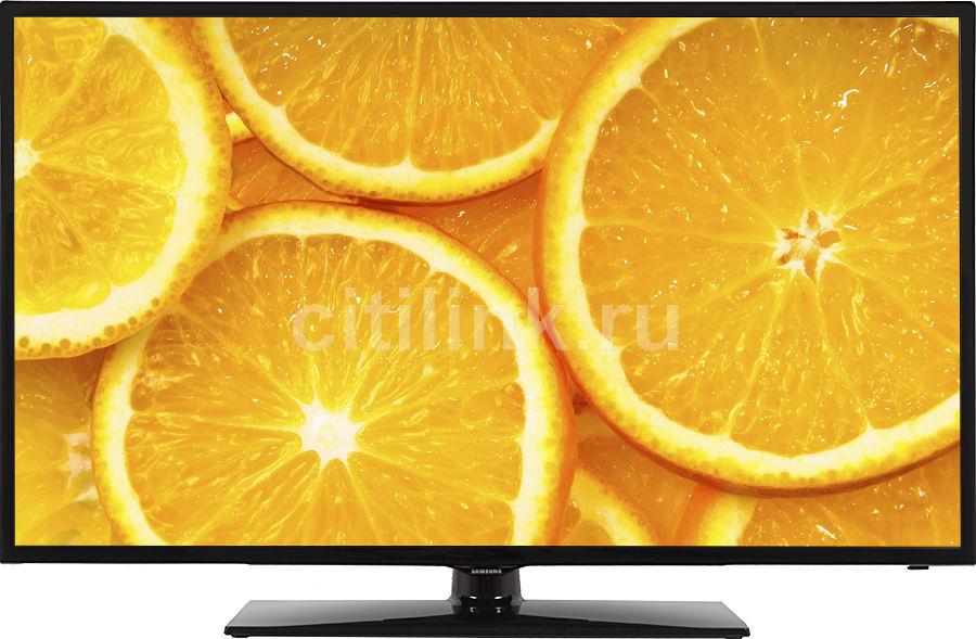 "LED телевизор SAMSUNG UE46F5000AK  ""R"", 46"", FULL HD (1080p),  черный"