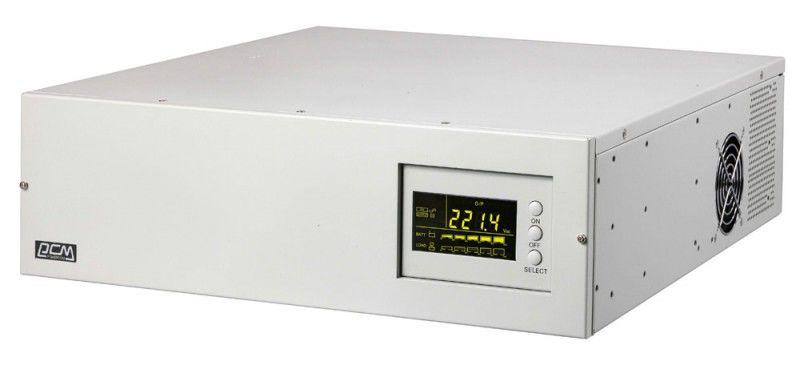 Источник бесперебойного питания POWERCOM Smart King XL RM SXL-1000A RM LCD,  1000ВA [rxl-1k0a-6gc-2440]