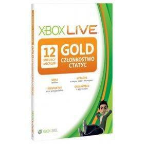 Карта подписки MICROSOFT LIVE GOLD 12 months + Ведьмак 2, для  Xbox 360
