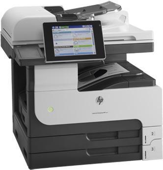 МФУ лазерный HP LaserJet Enterprise 700 M725dn,  A3,  лазерный,  серый [cf066a]