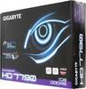 Видеокарта GIGABYTE Radeon HD 7790,  GV-R779OC-1GD,  1Гб, GDDR5, OC,  Ret вид 7