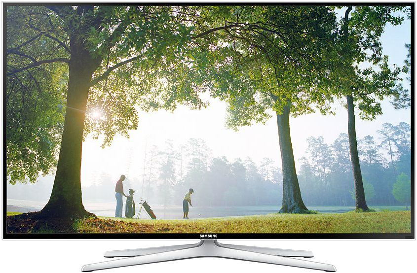 "LED телевизор SAMSUNG UE65H6400AK  ""R"", 65"", 3D,  FULL HD (1080p),  черный"