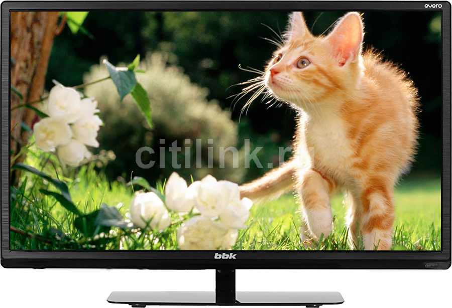 "LED телевизор BBK Evero LEM2984  ""R"", 29"", HD READY (720p),  черный"