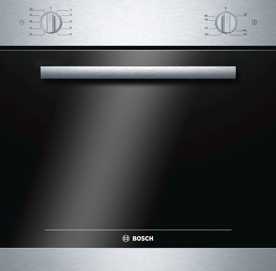 Духовой шкаф BOSCH HGN10G050,  серебристый