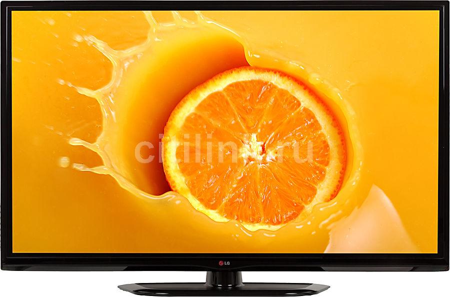 "Плазменный телевизор LG 50PN450D  ""R"", 50"", HD READY (720p),  черный"
