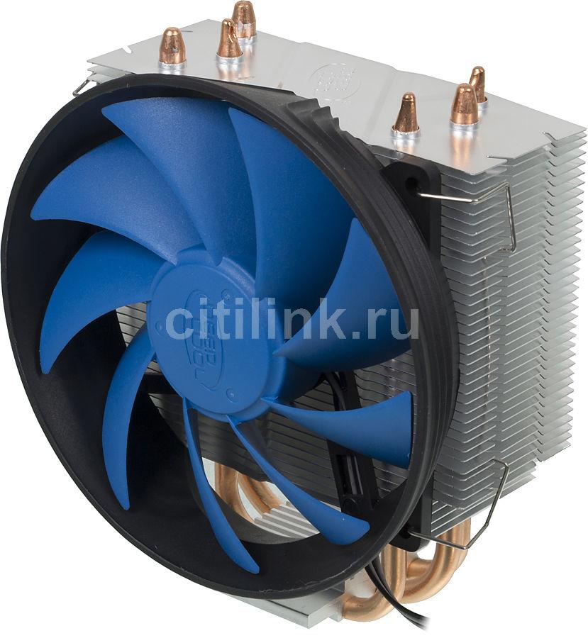 Устройство охлаждения(кулер) DEEPCOOL GAMMAXX 300,  120мм, Ret