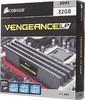 Модуль памяти CORSAIR Vengeance CML32GX3M4A1866C10 DDR3 -  4x 8Гб 1866, DIMM,  Ret вид 3
