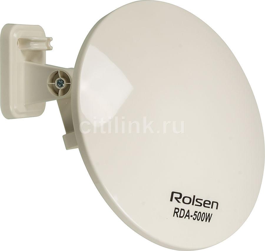 Телевизионная антенна ROLSEN RDA-500W [1-rldb-rda-500w]