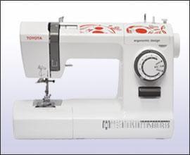 Швейная машина TOYOTA ECO26С