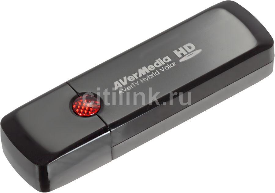 ТВ-тюнер/FM-тюнер AVERMEDIA AVerTV Hybrid Volar HD,  внешний