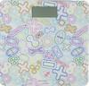 Напольные весы GORENJE OT180KARIMW, цвет: белый/рисунок