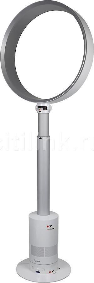 Вентилятор напольный DYSON AM03,  белый и серебристый