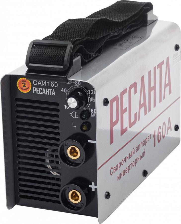Сварочный аппарат инвертор РЕСАНТА САИ-160 [саи 160]
