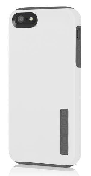 Чехол (клип-кейс) INCIPIO DualPro (IPH-818), для Apple iPhone 5, белый