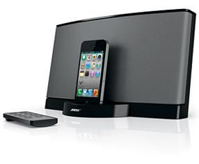BOSE SoundDock Series II,  черный  [47258]