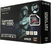 Видеокарта SAPPHIRE Radeon HD 7990,  21207-00-43G,  6Гб, GDDR5, Ret вид 7