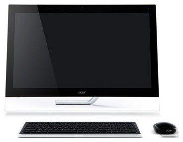 Моноблок ACER Aspire 7600u, Intel Core i5 3230M, 4Гб, 1Тб, nVIDIA - 1024 Мб, DVD-RW, Windows 8 [dq.sl6er.010]
