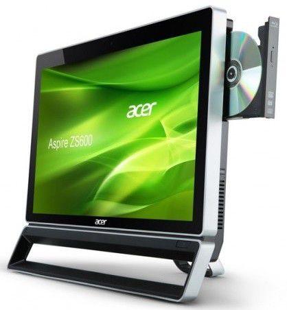 Моноблок ACER Aspire ZS600, Intel Core i5 3330S, 4Гб, 1000Гб, nVIDIA GeForce 605 - 1024 Мб, DVD-RW, Windows 8, черный [dq.sluer.026]