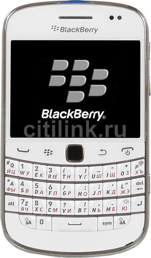 Смартфон BLACKBERRY Bold 9900  белый