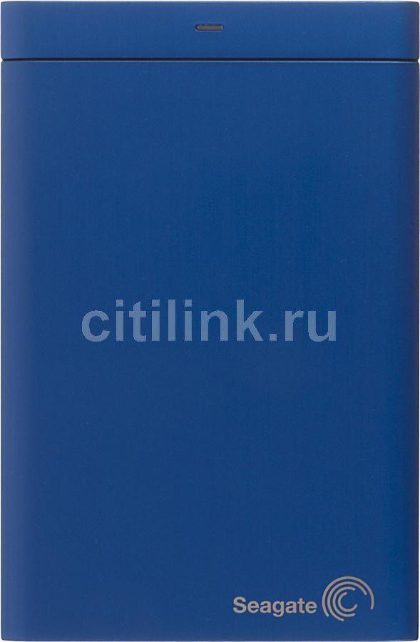 Внешний жесткий диск SEAGATE Backup Plus STBU1000202, 1Тб, синий