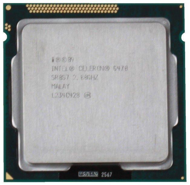 Процессор INTEL Celeron G470, LGA 1155 OEM [cm8062301264401s r0s7]