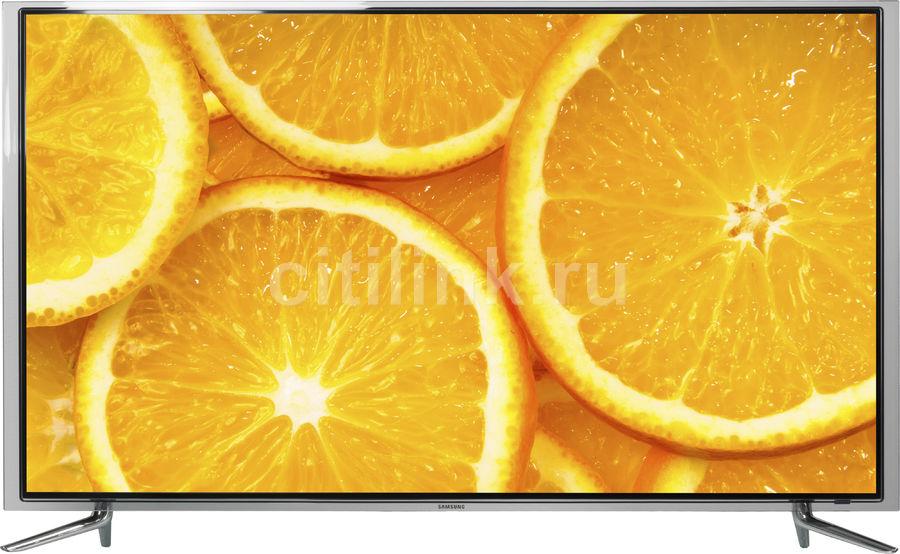 """LED телевизор SAMSUNG UE55F6800AB  """"R"""", 55"""", 3D,  FULL HD (1080p),  черный"""