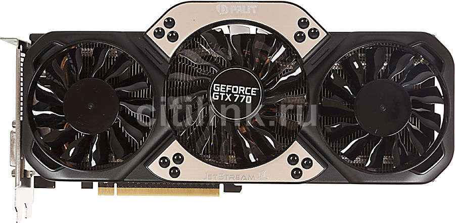Видеокарта PALIT GeForce GTX 770,  2Гб, GDDR5, Ret [ne5x770h1042-104xj]