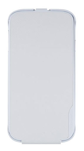 Чехол Anymode для GT-I9500 Galaxy S4 F-BRCD002R белый (F-BRCD002RWH)
