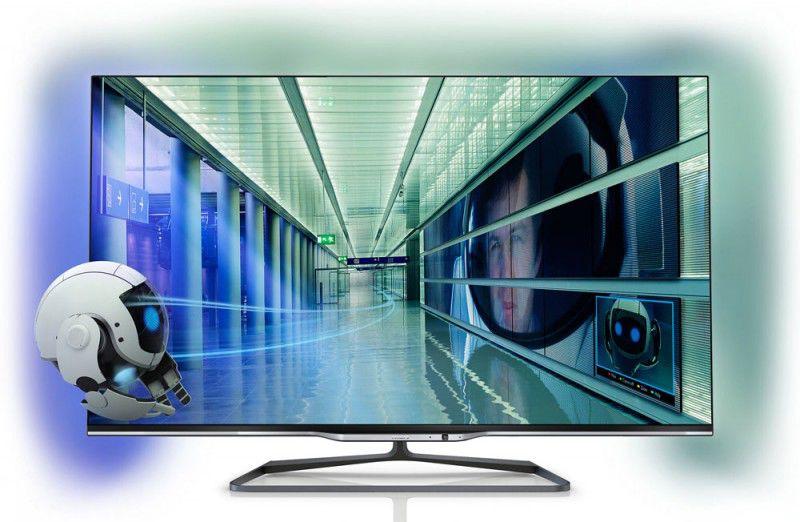 LED телевизор PHILIPS 42PFL7008S/60