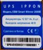 Батарея для ИБП IPPON Smart Winner 2000E NEW [781983] вид 6