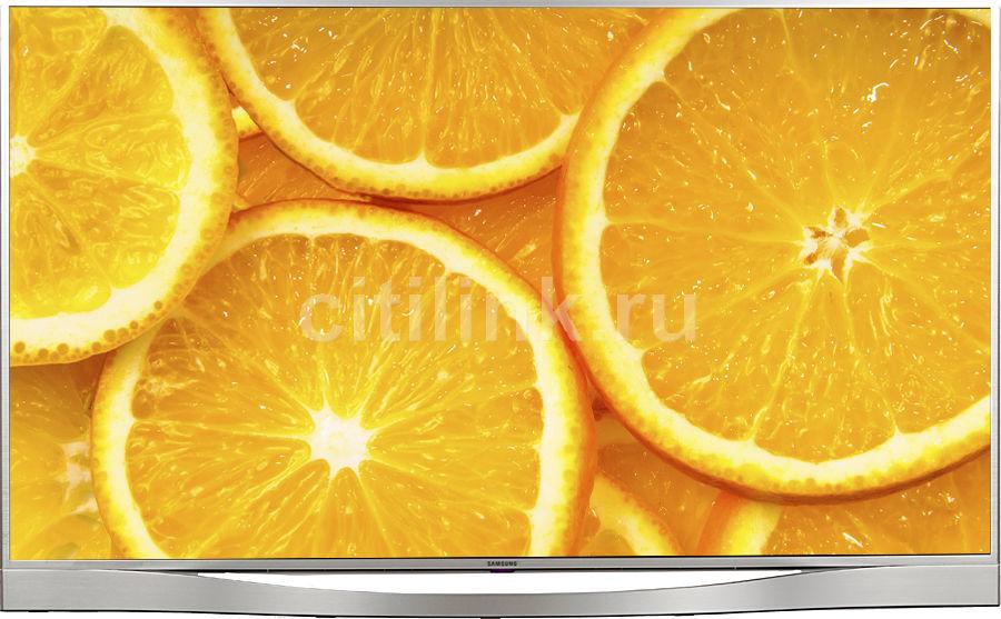 "LED телевизор SAMSUNG UE46F8500AT  ""R"", 46"", 3D,  FULL HD (1080p),  серебристый"