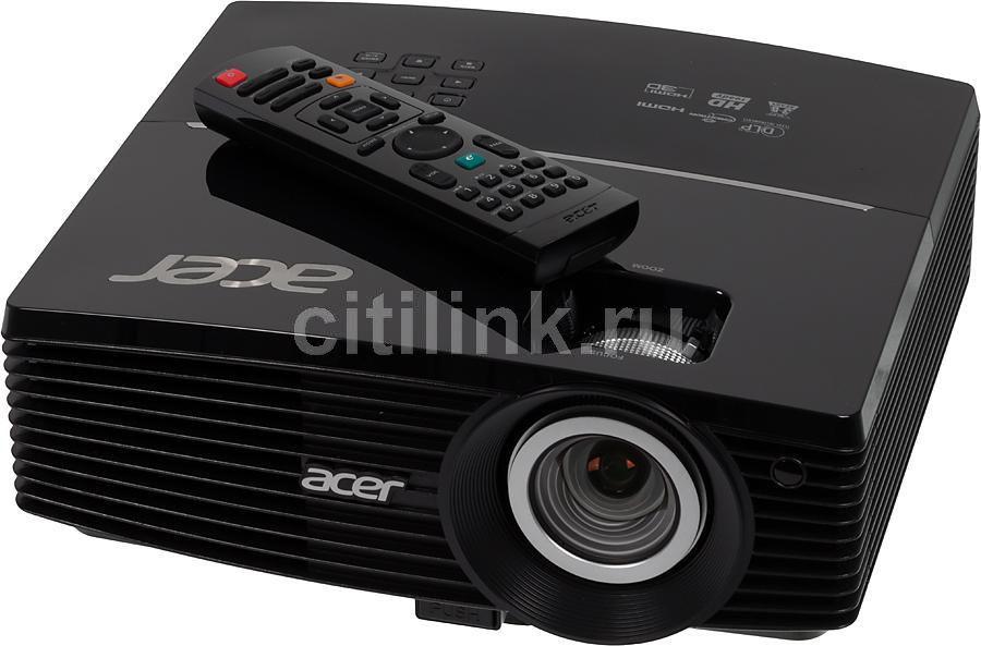 Проектор ACER P5307WB черный [mr.jg211.001]