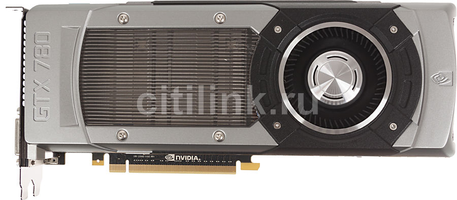 Видеокарта ASUS GeForce GTX 780,  3Гб, GDDR5, Ret [gtx780-3gd5]