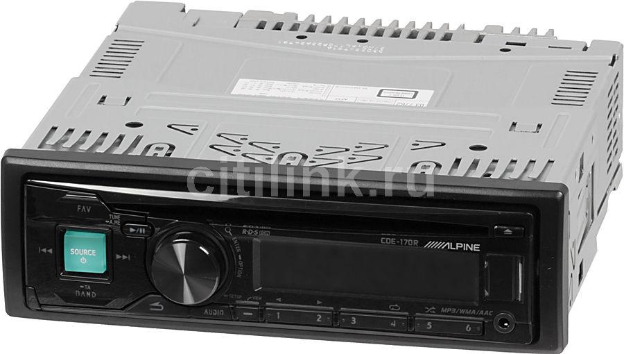 Автомагнитола ALPINE CDE-170R,  USB