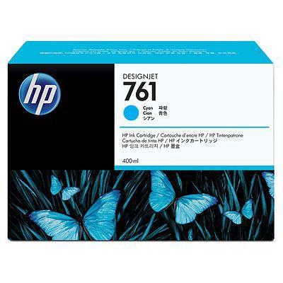 Картридж HP №761 голубой [cm994a]