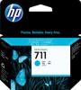 Картридж HP №711 голубой [cz130a] вид 1