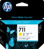 Тройная упаковка картриджей HP №711 желтый [cz136a] вид 1
