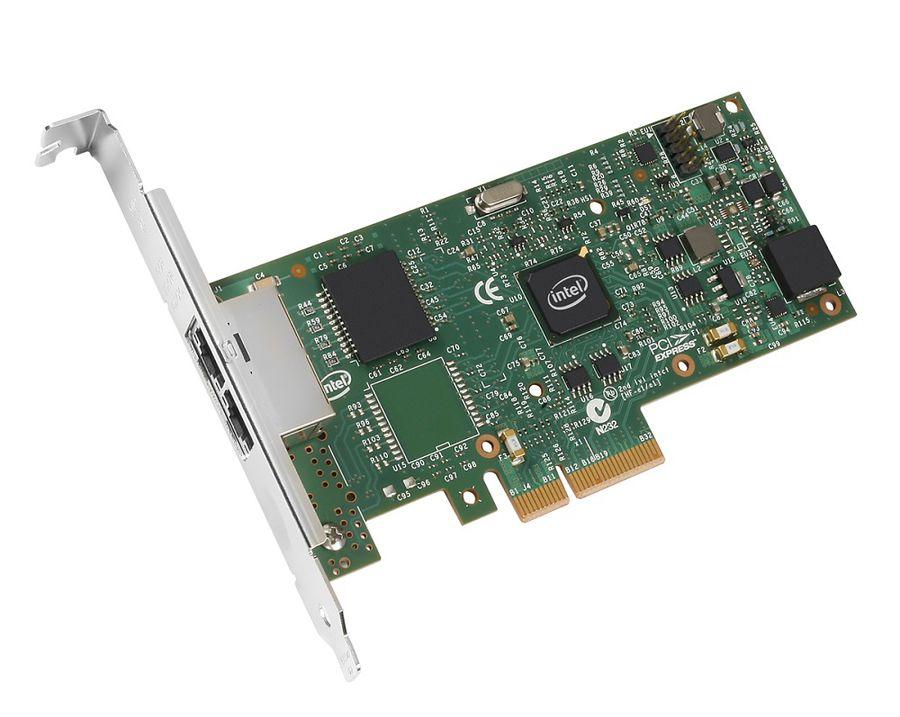 Сетевая карта Intel Original (I350F2BLK 914212)