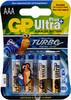 Батарея GP Ultra Plus 24AUPTB-2CR6,  6 шт. AAA вид 1