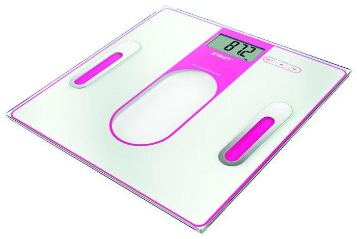 Напольные весы SCARLETT SC212, до 150кг, цвет: розовый