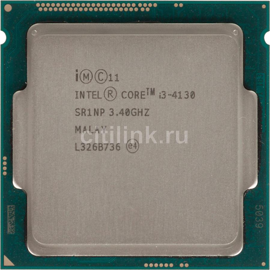 Процессор INTEL Core i3 4130, LGA 1150 * OEM [cm8064601483615s r1np]