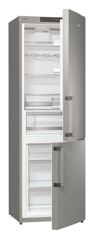 Холодильник GORENJE RK6191KX,  двухкамерный,  нержавеющая сталь