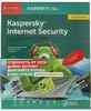 ПО Kaspersky Internet Security Multi-Device Russian Ed 2 устройства 1 год Renewal Box (KL1941RBBFR) вид 1