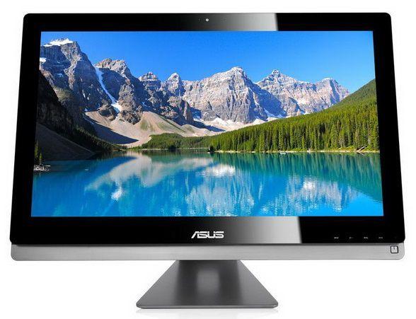 Моноблок ASUS ET2702IGTH, Intel Core i5 4430, 6Гб, 2Тб, AMD Radeon HD 8890A - 2048 Мб, Blu-Ray, Windows 8, черный и серебристый [90pt00j1000920q]