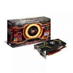 Видеокарта POWERCOLOR Radeon HD 7870,  2Гб, GDDR5, OC,  Ret [ax7870 2gbd5-2dhe/oc]